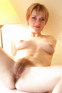 Beautiful Hairy Blondes Teens 7 by TROC